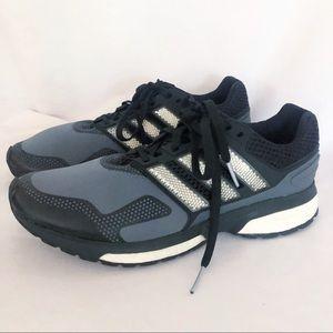Women's Adidas Response Boost sneakers 7.5 black